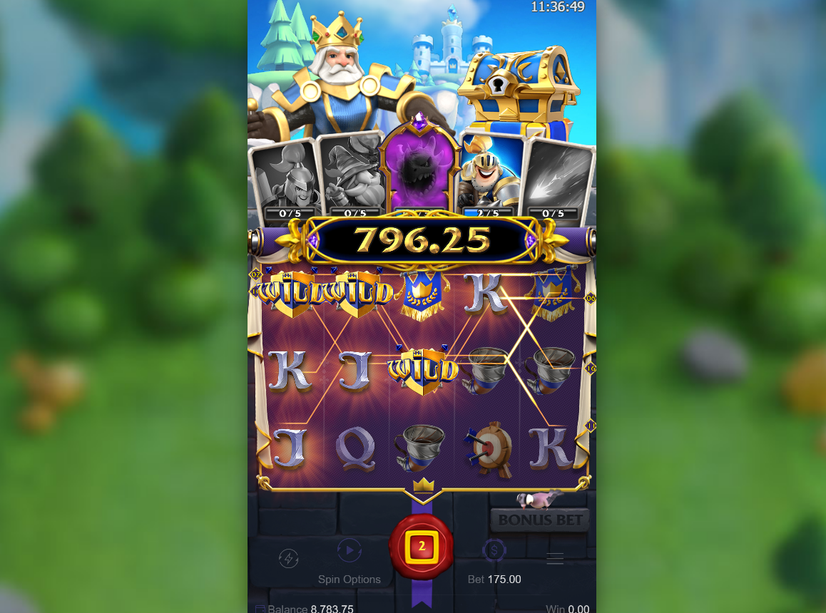 Summon&Conquer Slot Online (1)