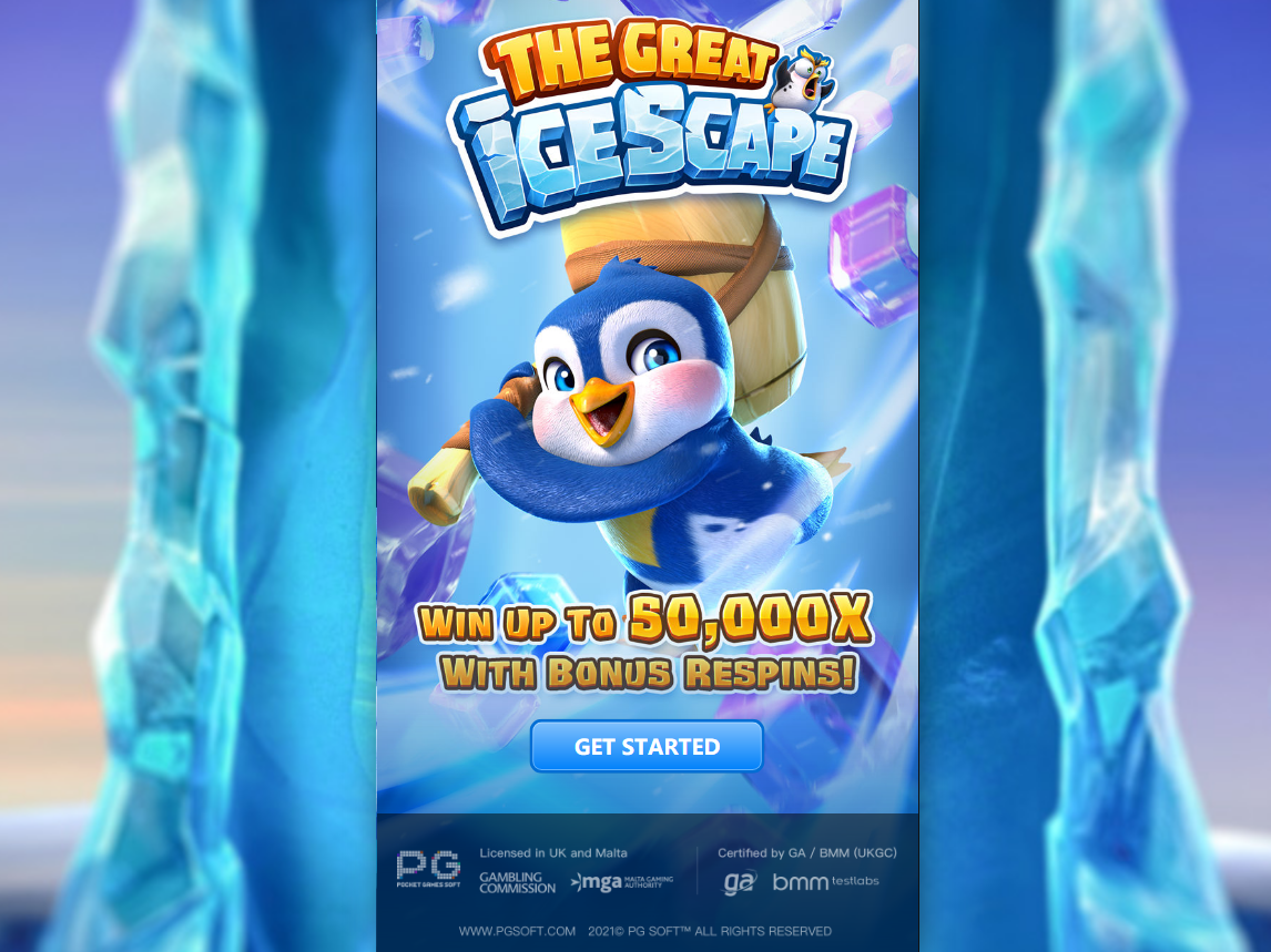 The Great Icescape Slot Online (1)