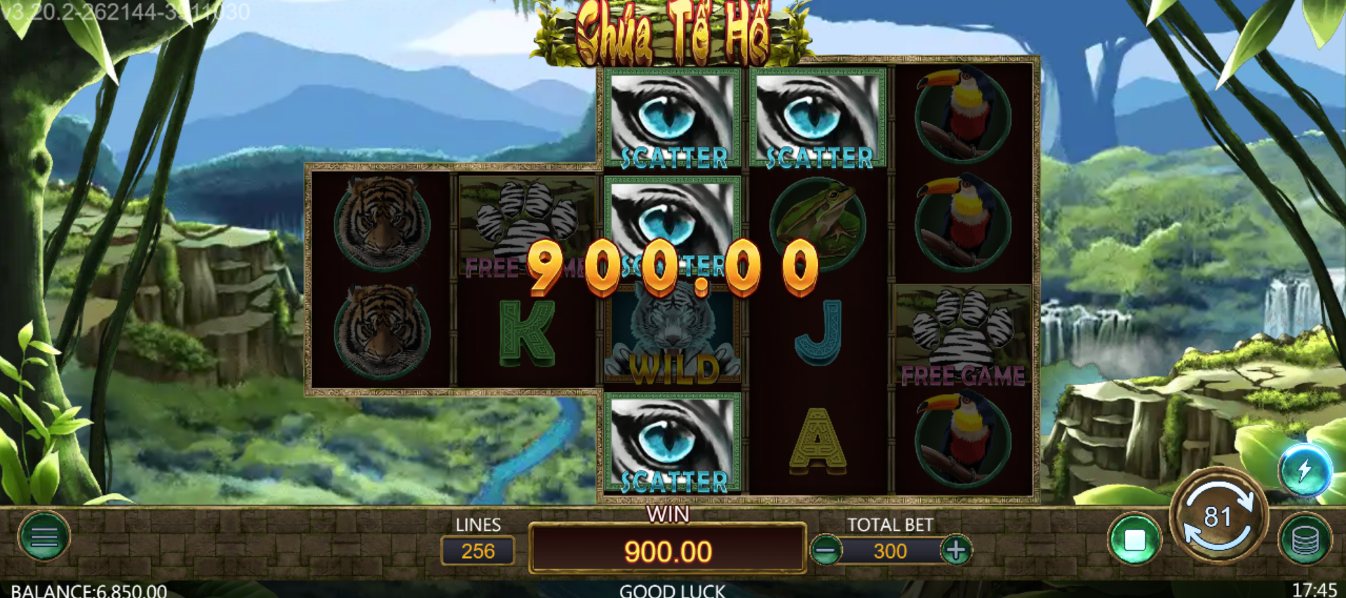 Tiger Lord Slot Online (2)
